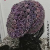 Adult and Toddler Mixed Berries Slouchie Hat and Scarf – Pattern Reviews