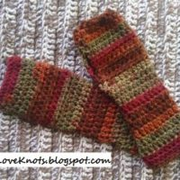 Simple Easy & Quick Armwarmers – Stitch11 – Pattern REVIEW