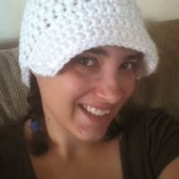 Crochet Adult Chunky Beanie with Brim Option – FREE Pattern & Pattern Review
