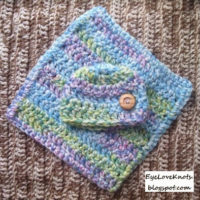 Coloring Easter Eggs Photo Basket Filler – Free Crochet Pattern