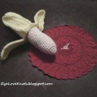 Crochet Mister Chiquita Banana – Annoo's Crochet World – Pattern Review