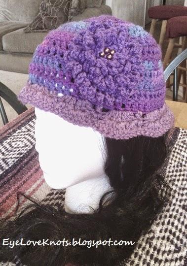 624660910 Crochet Newborn Baby Beanie with Shell Edging – FREE Pattern – Great ...