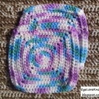 Crochet Square Washcloth – Pattern REVIEW – Stitch11
