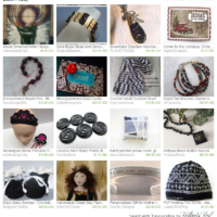 """Black Friday"" Etsy Treasury – Curated by DoDadz"