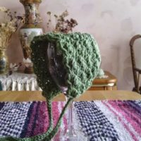 Crochet Victorian Baby Bonnet – Crochet By Jennifer – Pattern REVIEW