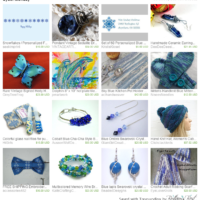 """Cyber Monday"" Etsy Treasury & Shop Feature – Curated by DoDadz"