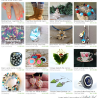 """More Gifts Under $20"" Etsy Treasury & Shop Feature – Curated by KaitsCraftingCorner"