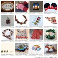 """Holiday Gifts Sure to Please"" Etsy Treasury & Shop Features – Curated by ImagineThatBaby"