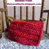 Berry Blast Small Photo Prop Basket Filler – Free Crochet Pattern