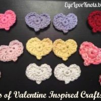 14 Days of Valentine Inspired Craft Link Up
