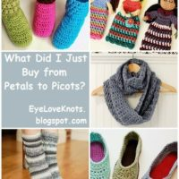 What Did I Buy From Petals To Picots? – Crochet Pattern Finds