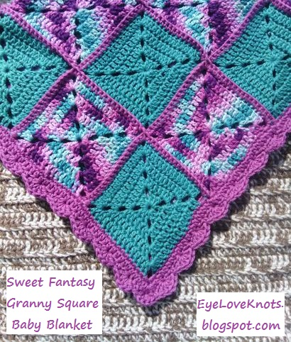 How To Crochet A Granny Square With Photo Tutorial Free Crochet