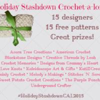 Holiday Stashdown CAL 2015