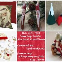 Ho! Ho! Ho! Sharing Santa Stories and Traditions