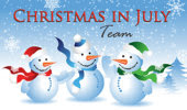 Fellow Etsians – Christmas in July 2016