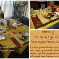 Happy Thanksgiving, Friends! – Living the Dream