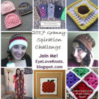 Granny-Spiration Challenge 2017 – BlogHop & Giveaways