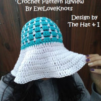 Life's a Beach Hat – Crochet Pattern Review – The Hat and I