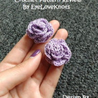 Ring Around the Rose – Crochet Pattern Review – Rebeckah's Treasures
