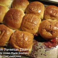 Chicken Parmesan Sliders – Recipe Review – Home Made Interest