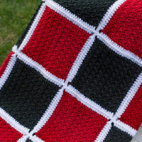 Slanted Shell Afghan, Happily Hooked Magazine Issue 37 and a Giveaway!