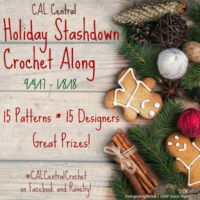 Time for the Holiday Stashdown CAL 2017!