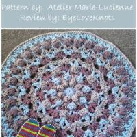 Henrietta Rug – A Crochet Pattern Hack – Atelier Marie-Lucienne