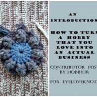 An Introduction: How to Turn a Hobby That You Love Into an Actual Business