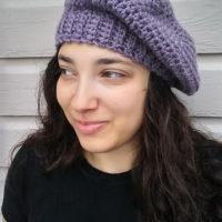 Parisenne Beret – Crochet Pattern Review – Happy Yarn Mail