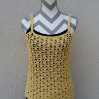 Lakeshore Tank Top – Crochet Pattern Review – A Crocheted Simplicity