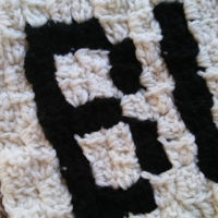 How to Cover the Gaps in C2C Letters – Photo Tutorial