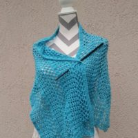 Summer Crochet Lace Wrap – Crochet Pattern Review – CrochetNCrafts