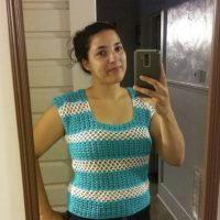 Summer Crochet Lace Top – Crochet Pattern Review & Hack