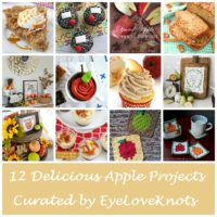 12 Delicious Apple Projects – Fall Round Up
