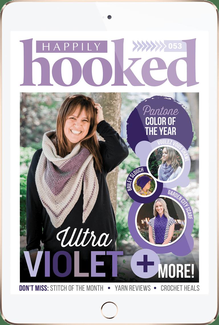 Happily Hooked Magazine 53