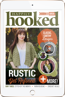 Happily Hooked Magazine 54