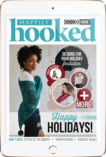 Happily Hooked Magazine 55
