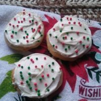 Alexandra's Soft & Sweet Sugar Cookies, Christmas Style!