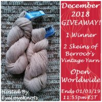 December 2018 Giveaway – Berroco Yarn