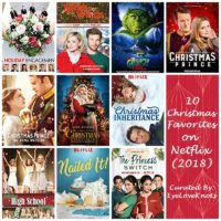 10 Christmas Favorites on Netflix (2018)