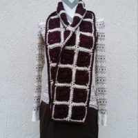 Claret's Winter Scarf – Free Crochet Pattern