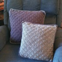 Basic C2C Throw Pillow – Free Crochet Pattern
