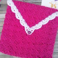 C2C Valentine's Envelope – Free Crochet Pattern