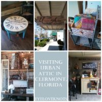 Visiting Urban Attic in Clermont, Florida