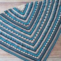 Hidden Hills Shawl – Crochet Pattern Review – Annie's Signature Design