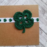 Jessie's St. Patrick's Day Card – Easy DIY!