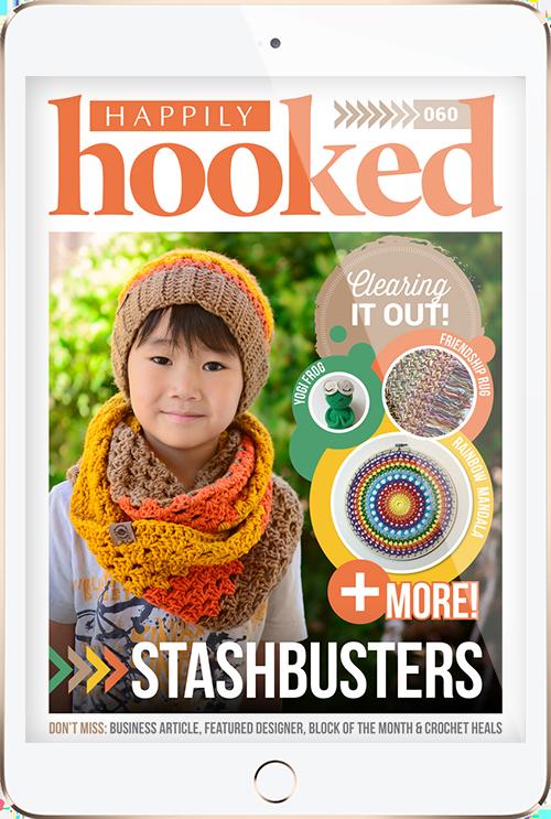 Happily Hooked Magazine 60