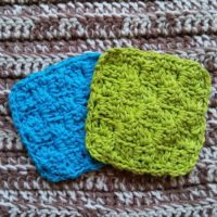 Basic C2C Coasters – Free Crochet Pattern