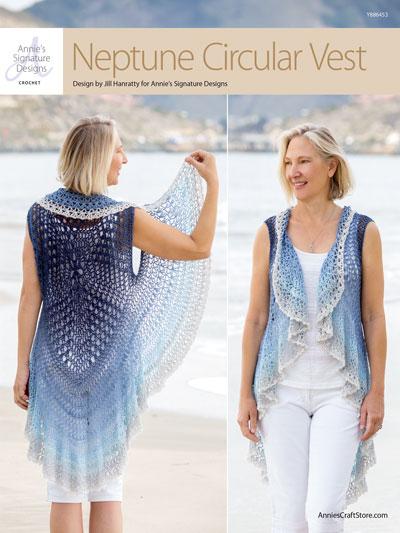 Neptune Circular Vest – Annie's Signature Designs