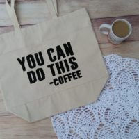 DIY You Can Do This Tote Bag